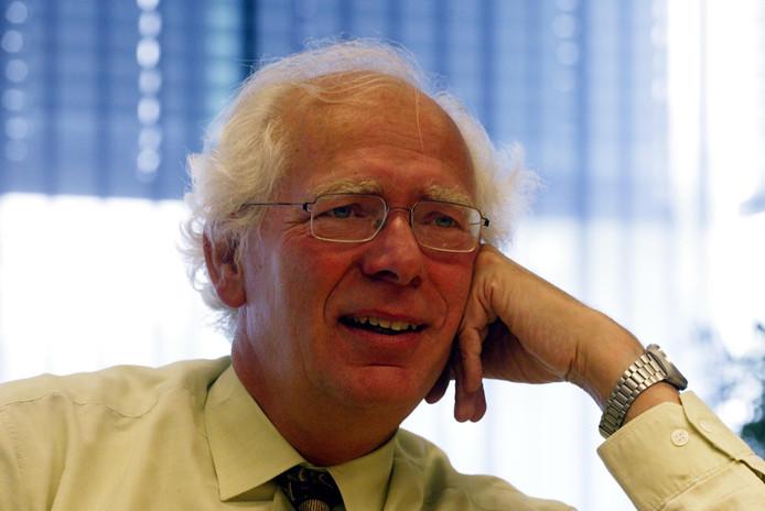 Rein Welschen in zijn tijd als burgemeester van Eindhoven