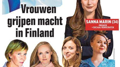 Vrouwen grijpen macht in Finland