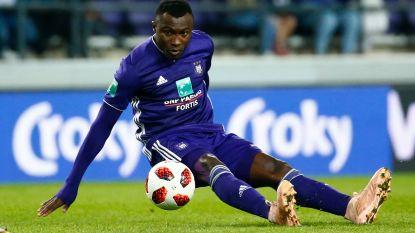 """Coucke legt uit hoe 'man van 8 miljoen' Sanneh bij Anderlecht belandde: """"'Please, andere namen', vroegen we. Maar hij hield vast aan twee opties"""""""