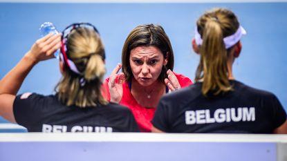"België treft Italië in barrages voor behoud in Wereldgroep Fed Cup - Kapitein Monami: ""De gehoopte loting"""