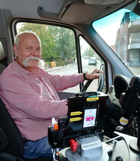 Handige Gerrit rijdt straks zijn laatste rondjes