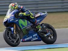Rossi houdt goed gevoel over aan eerste trainingen voor TT Assen