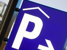 Gratis parkeren in parkeergarage Musis