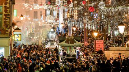 100ste Kerstparade komt thuis in Roeselare
