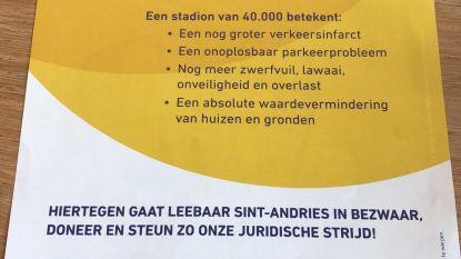 Kom op tegen Kanker niet opgezet met flyeractie tegen nieuw Clubstadion: mogelijk gerechtelijke stappen