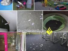 Kindcentrum baalt van talloze vernielingen en brandstichting: 'Het is al anderhalf jaar aan de gang'