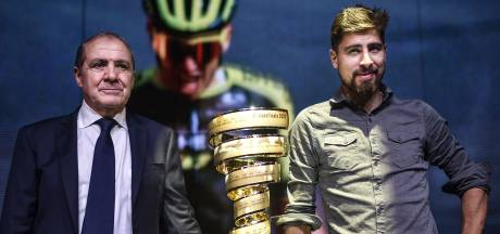 Peter Sagan start volgend jaar voor het eerst in de Giro d'Italia