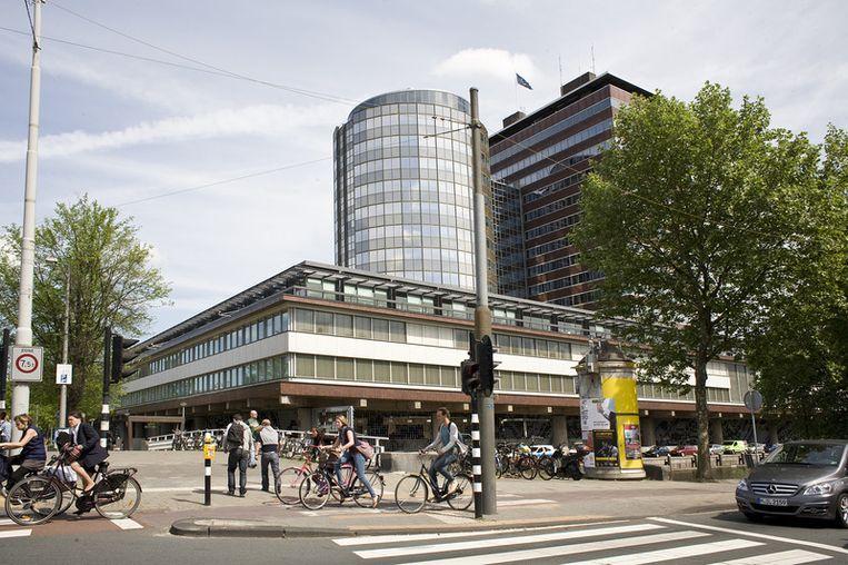 De Nederlandsche Bank, gefotografeerd vanaf de Stadhouderskade. Foto's Marjolijne Perquin Beeld