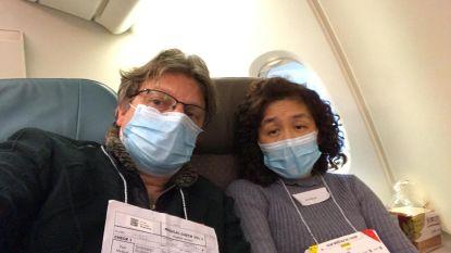 Eindelijk thuis, nu in quarantaine: Johan getuigt over zijn vlucht uit China met 8 andere Belgen