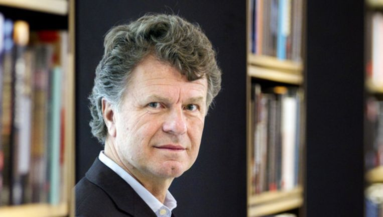 Auteur Boris O. Dittrich. © Inge van Mill Beeld