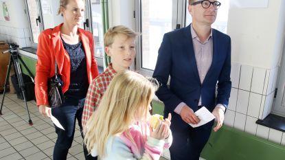 """Vlaams minister Ben Weyts (N-VA): """"Campagne in Beersel is hoffelijk verlopen"""""""