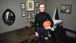 """Bridget (18) combineert eigen kapsalon met topvoetbal: """"Tessa Wullaert is mijn grote voorbeeld"""""""