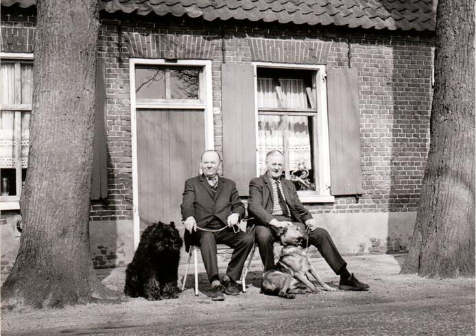 De Gebroeders Jan en Janus van Gerwen uit Best (1984).
