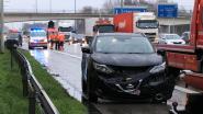 Drie auto's betrokken bij ongeval op E17