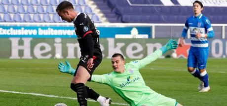 PEC Zwolle doet PSV en Götze de doelpunten cadeau in eigen stadion