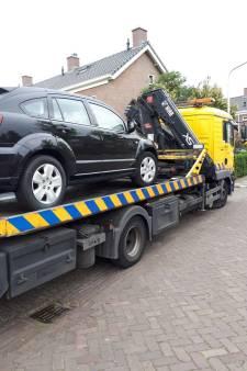 Rucphenaar die weigerde 42 boetes te betalen is nu zijn auto kwijt