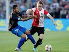 LIVE | Larsson schiet Feyenoord op verdiende voorsprong in De Kuip