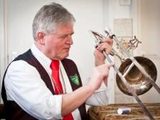 Ton Zwaans, trombonist met een gulle lach, is niet meer