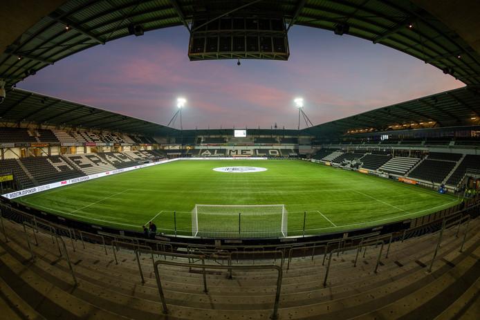 Ook Heracles wil het stadion en de leefomgeving duurzamer maken
