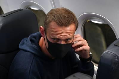 Kremlincriticus Navalny kort na terugkeer in Rusland aangehouden