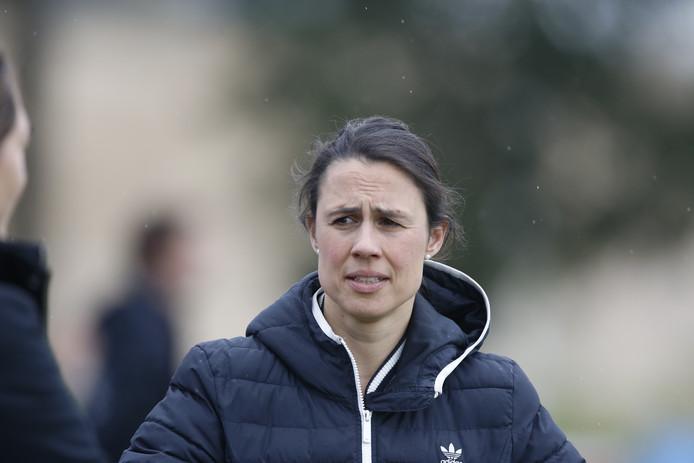 Tina Bachmann wordt de nieuwe coach van Oranje-Rood.