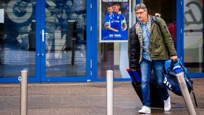 600.000 euro ontslagpremie voor Mazzu