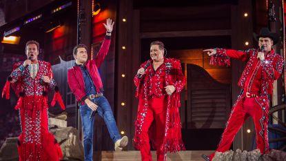 Jan Smit debuteert als Topper in 'Wild West, Thuis Best'