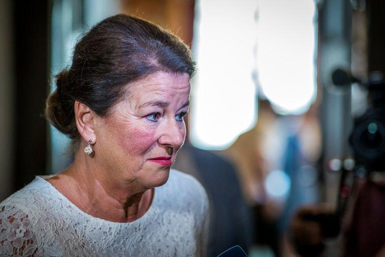 Burgemeester Annemarie Penn - Te Strake van Maastricht. Beeld ANP