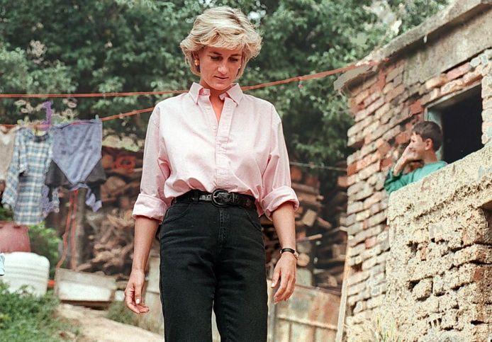 Prinses Diana vreesde dat ze nooit nog een man zou vinden.