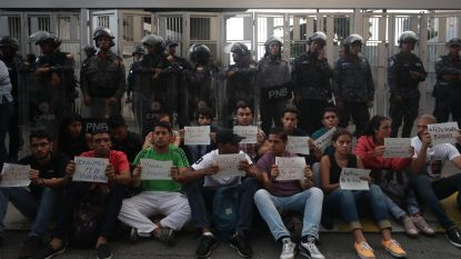 Werd gearresteerde Venezolaanse politicus die dodelijke val maakte geduwd?
