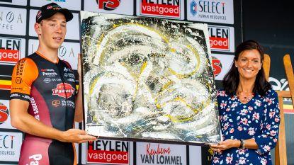 Sweeck wint trofee van zijn overleden maatje Goolaerts