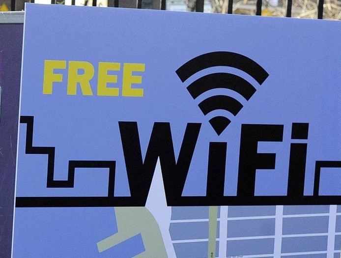 Wifi. Foto: EPA