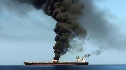 Bewijst deze Amerikaanse video dat Iran aanslagen op olietankers pleegde?
