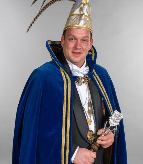 Corné I 44ste Prins van Dorstvlegels in Vlierden