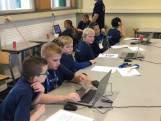Deze kinderen kunnen straks robots en games programmeren