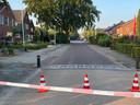 Er is mogelijk een handgranaat gevonden in Nijverdal.
