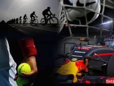 Sport Vandaag: Max in Abu Dhabi, finale Davis Cup en veel voetbal