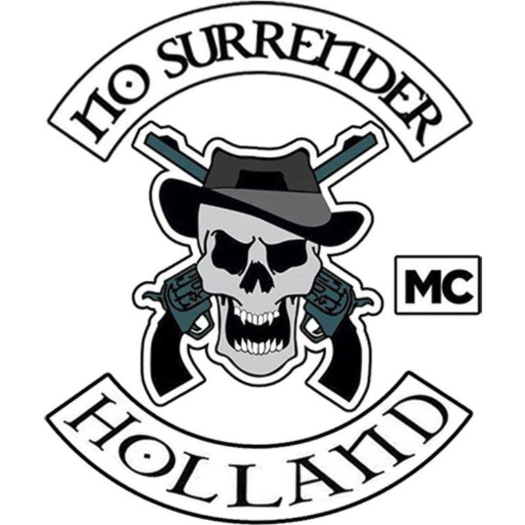 Motorclub No Surrender zou een van de clubs zijn die informatie ontvingen van de politieman. Beeld