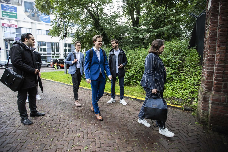Jongerenorganisaties gaan in gesprek met premier Rutte over de gevolgen van de coronacrisis voor de kansen van jongeren op de arbeidsmarkt.