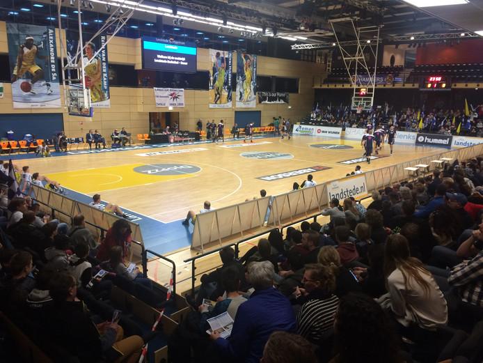 Landstede Basketball. Foto: Bert-Jan Lukje