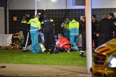 Flatspringende verdachten liquidatie Breda blijven vastzitten, 'debacle' bij vervoer naar rechtbank