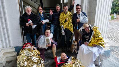 """Stany Crets stelt theaterproductie voor: """"Alles wat fout kon lopen, is fout gelopen"""""""
