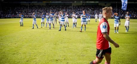 Kampioenschap van 2017 speelt Feyenoord nu alleen maar parten