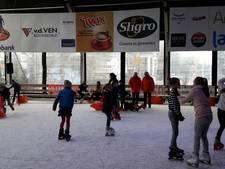 IJspret geeft reuring in centrum Veghel, daar wordt iedereen blij van