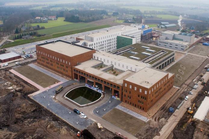et nieuwe ziekenhuis Bernhoven. Foto PVE