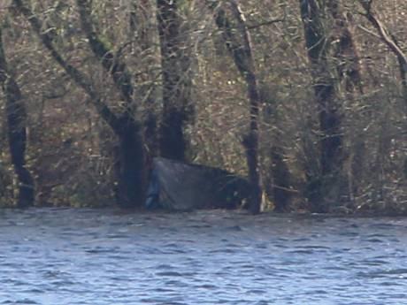 Een eenzame dood op een landtong langs de Maas