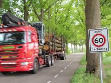60 kilometer maximumsnelheid straks   in heel Sint Anthonis