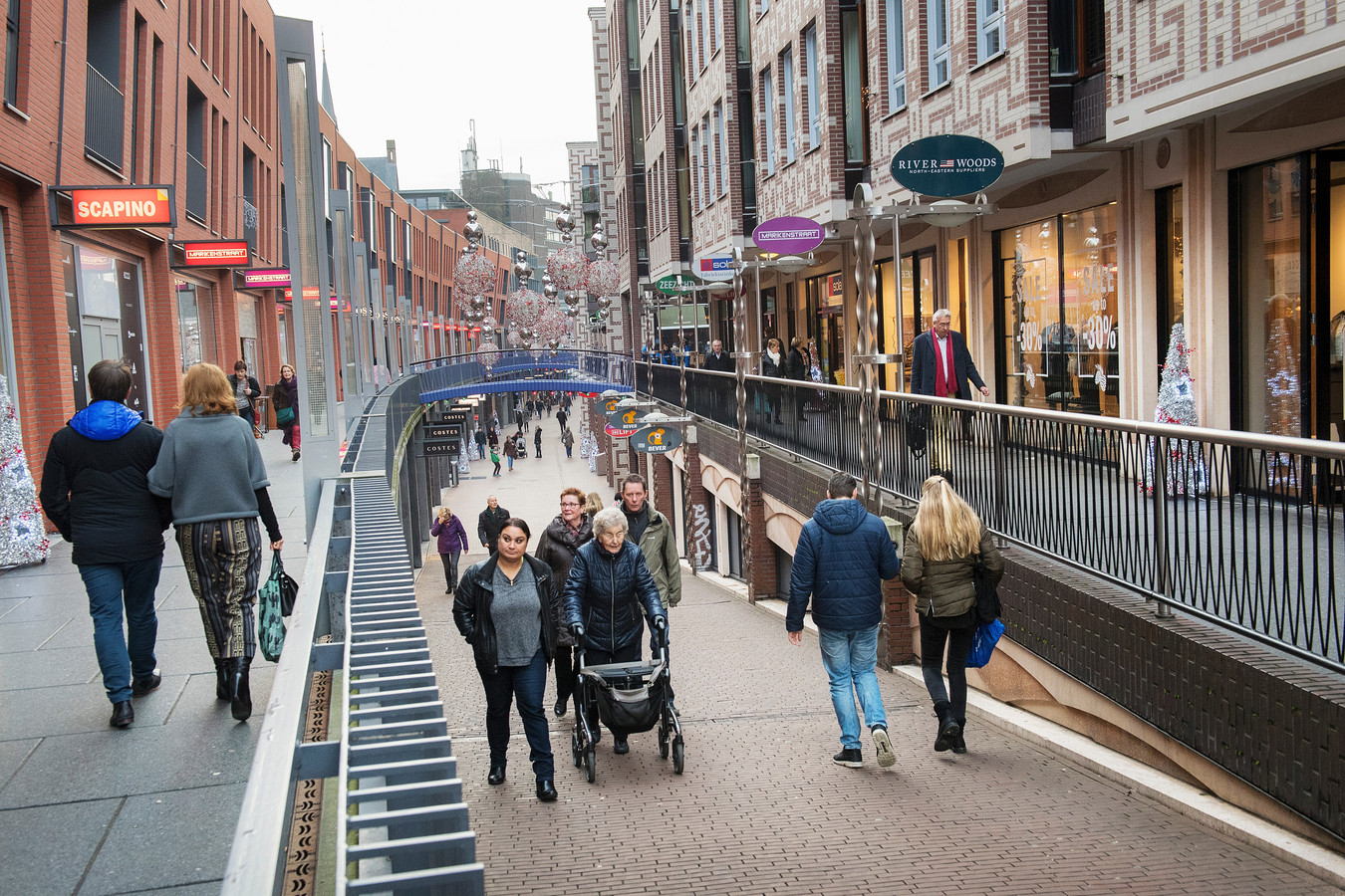 7fa6d6b274d Winkelserie: Sfeervol shoppen in de koopgoot van Nijmegen ...
