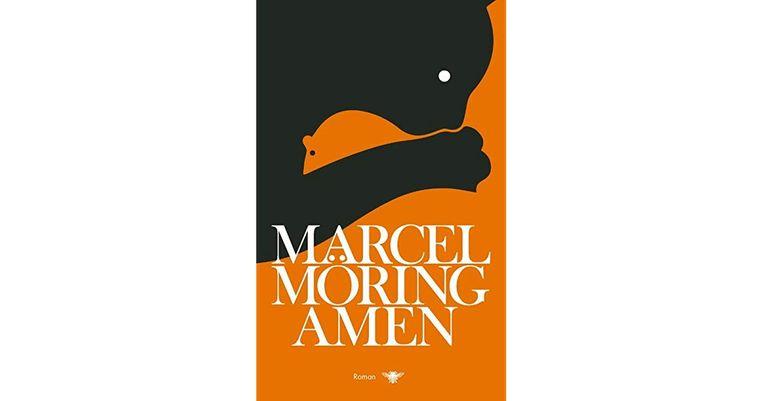 De tip van deze week: Marcel Mörings roman Amen. Beeld