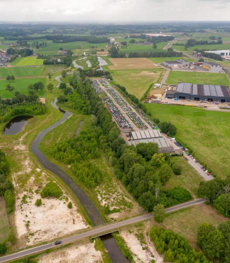 Bezwaar tegen wegafsluiting Bornerbroek